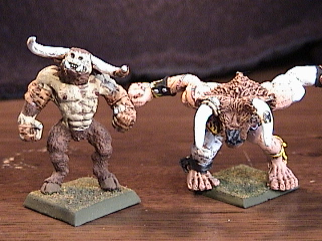 The Bovine Beastiies....