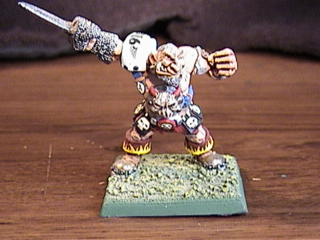 THE fatboy of Blood Bowl!